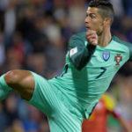 Cristiano Ronaldo left Portugal squad